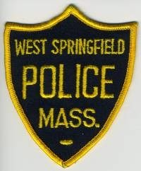 MA,WEST SPRINGFIELD POLICE 1