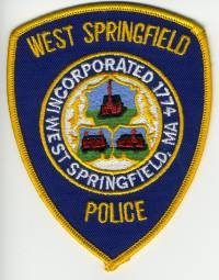 MA,WEST SPRINGFIELD POLICE 2