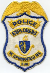 MA,West Springfield Police Explorers001