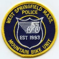 MA,West Springfield Police Mountain Bike Unit001