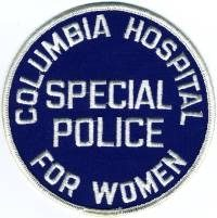 SP,Columbia Hospital For Women001