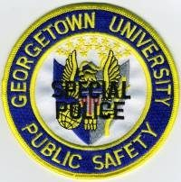 SP,Georgetown University Public Safety001