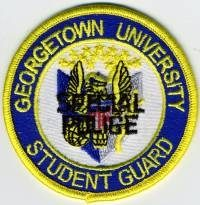 SP,Georgetown University Student Guard001