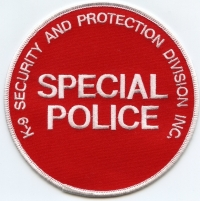 SP,K-9 Security And Protection Division001