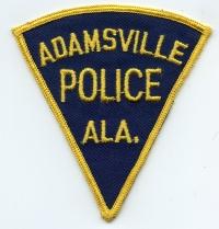 AL,Adamsville Police003