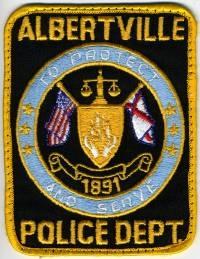AL,Albertville Police001