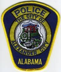 AL,Alexander City Police002