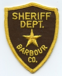 AL,A,Barbour County Sheriff001