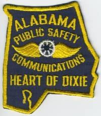 AL,AA,Highway Patrol Communications