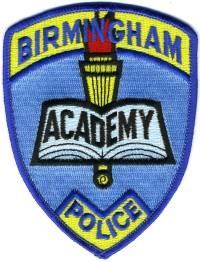 TRADE,AL,Birmingham Police Academy001