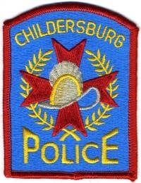 TRADE,AL,Childersburg Police