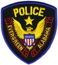 TRADE,AL,Evergreen Police