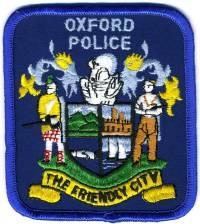 TRADE,AL,Oxford Police001