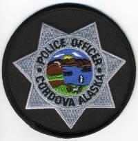 TRADE,AK,Cordova Police