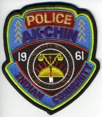 AZ,Ak-Chin Police001
