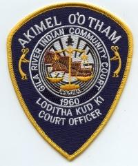AZ,Akimel O'Otham Police Court Officer001