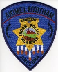 AZ,Akimel O'Otham Police001