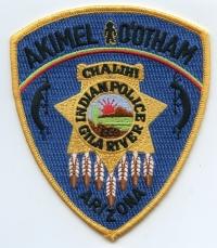 AZ,Akimel O'Otham Police002