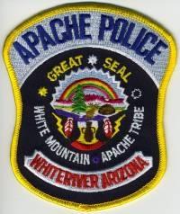 AZ,Apache Police001
