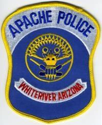 AZ,Apache Police002