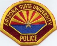 AZ,Arizona State University Police004