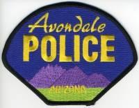 AZ,Avondale Police002