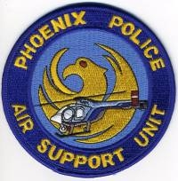 TRADE,AZ,Phoenix Police Air Support