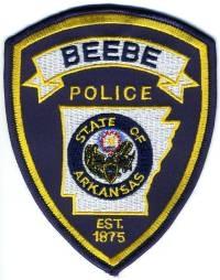 AR,Beebe Police001
