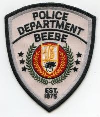 AR,Beebe Police002