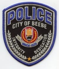 AR,Beebe Police003