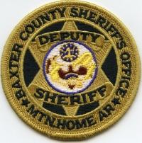 AR,A,Baxter County Sheriff001