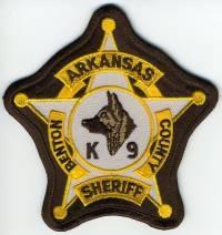 AR,A,Benton County Sheriff K-9003