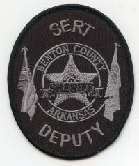 AR,A,Benton County Sheriff SERT001