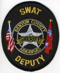AR,A,Benton County Sheriff SWAT005