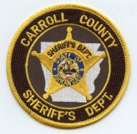 AR,A,Carroll County Sheriff001