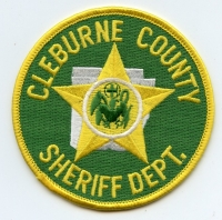 AR,A,Cleburne County Sheriff001