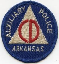 AR,AA,Arkansas Auxiliary Police Civil Defense001
