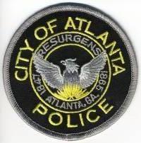 GA,ATLANTA POLICE 1