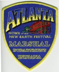 IN, ATLANTA POLICE 1