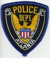TX, ATLANTA POLICE 1