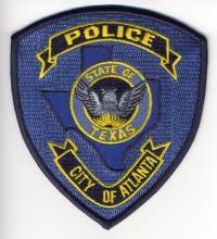 TX, ATLANTA POLICE 3
