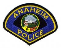 CA,Anaheim Police001