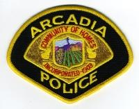 CA,Arcadia Police001