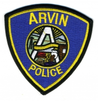 CA,Arvin Police001