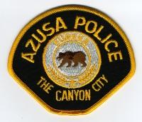 CA,Azusa Police001