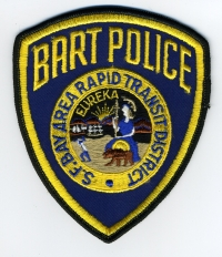CA,BART Police001