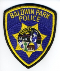 CA,Baldwin Park Police001