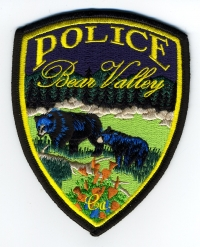 CA,Bear Valley Police001