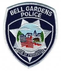 CA,Bell Gardens Police001