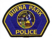 CA,Buena Park Police001